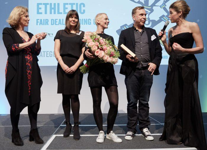 Ethletic Wins Fairtrade Award 2016