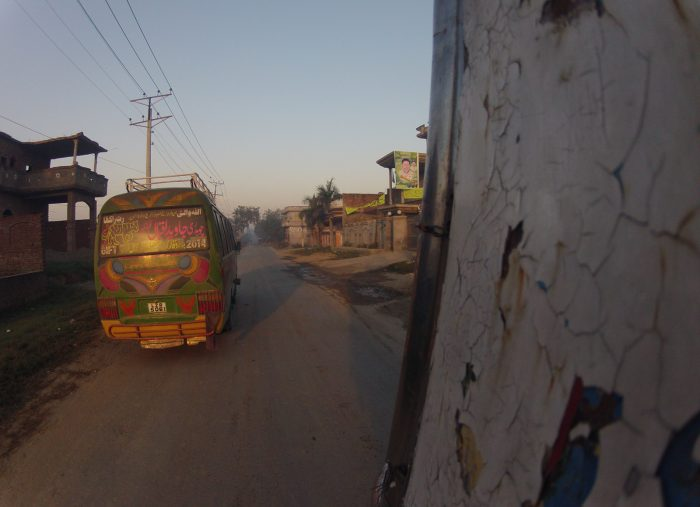 Pakistan Diary: On the Road