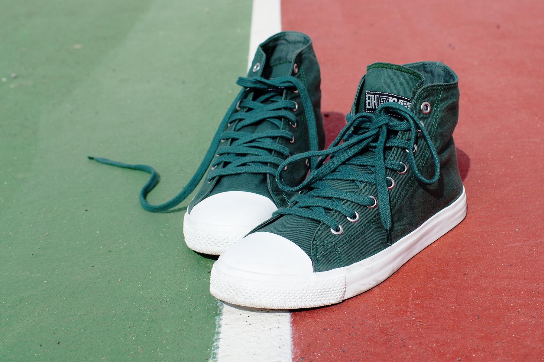 Fair Trainer Reseda Green