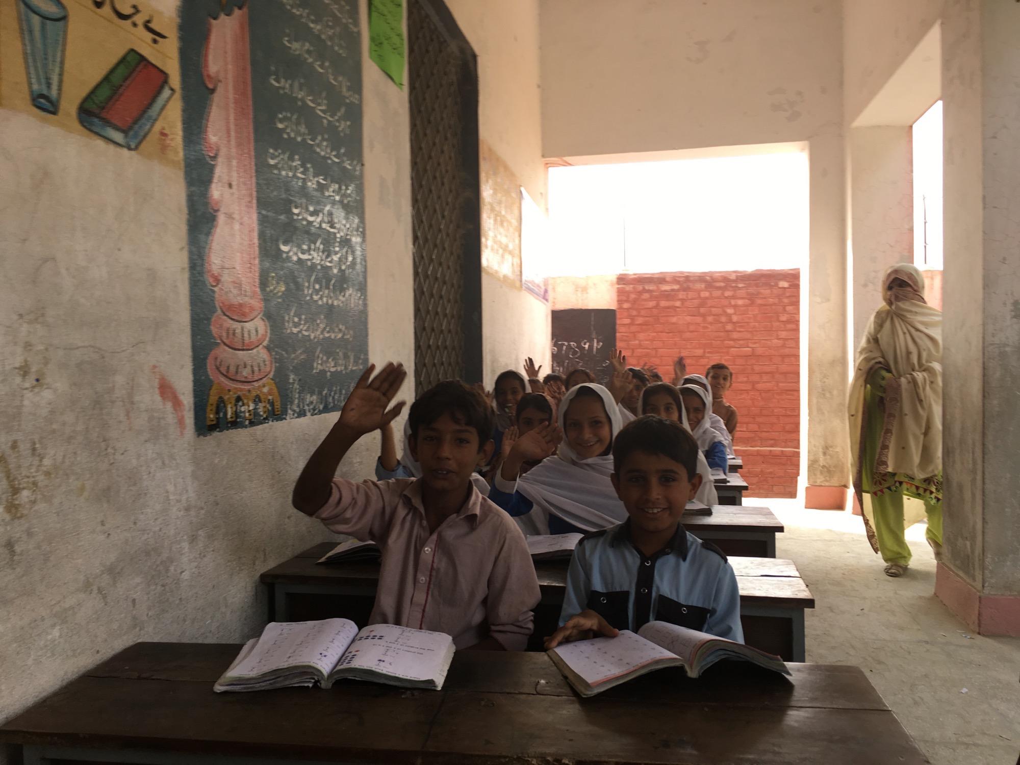 Schule Pakistan