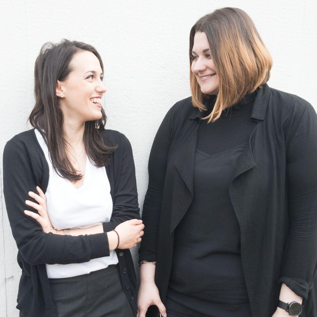 Melina und Sara
