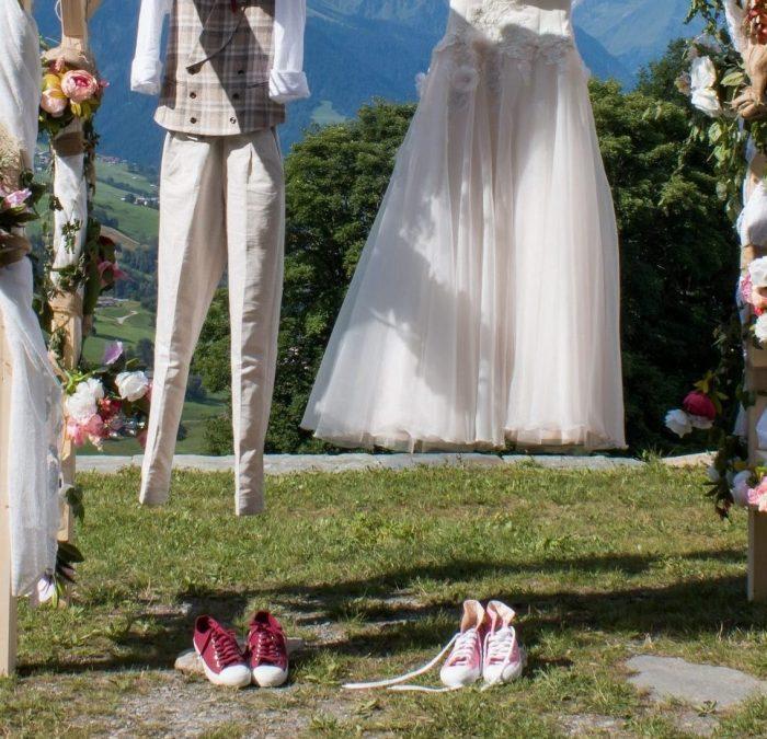 """Grüne Hochzeit: Ein """"Ja"""" zur fairen Mode"""