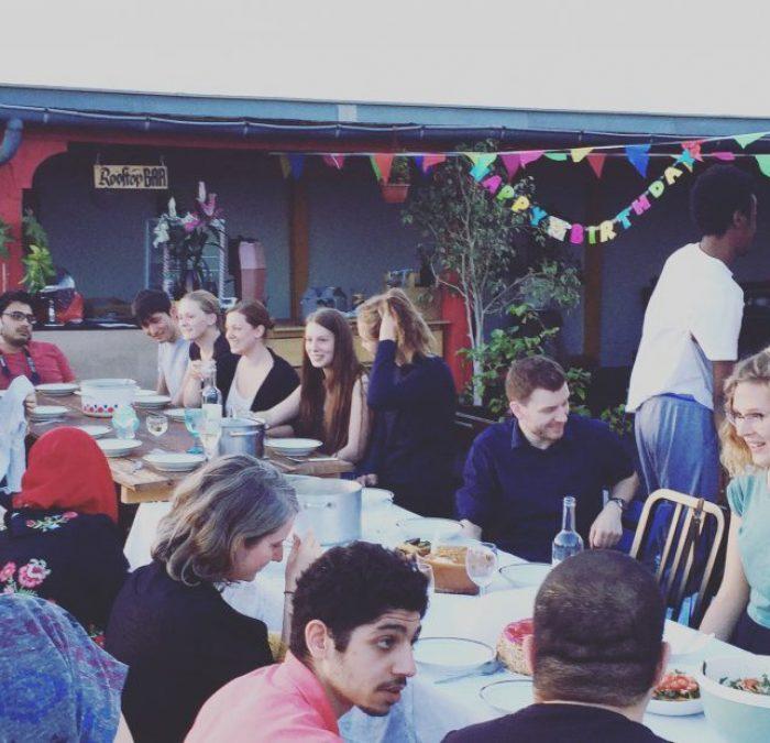 Refugio in Berlin: Aus Fremden werden Freunde