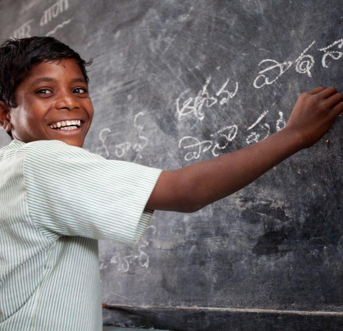 Aktiv im Kampf gegen Kinderarbeit – Bildung & Fairer Handel