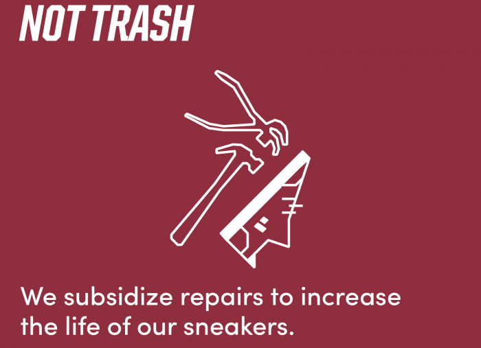 Repairs, Not Trash