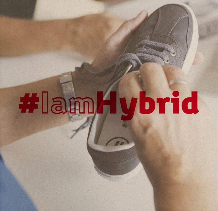 Gedanken zur Toyota-Kampagne: AM I HYBRID?