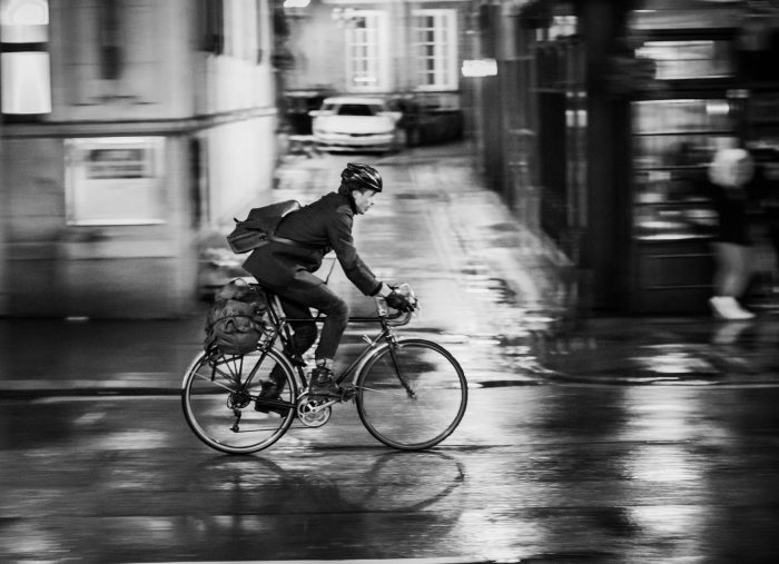 I'm Cycling in the Rain: Tips to Enjoy a Rainy Commute